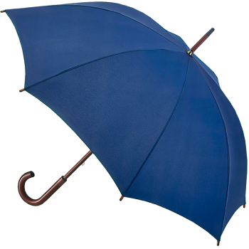Fulton Kensington Umbrella Walking Length - Midnight Blue