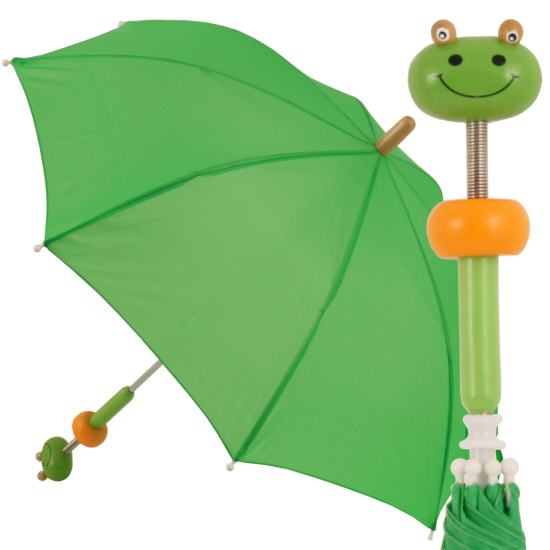 Flip-flop Le Frog Umbrella for Children by Legler