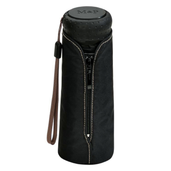 Black Mini Chub Pocket Folding Umbrella