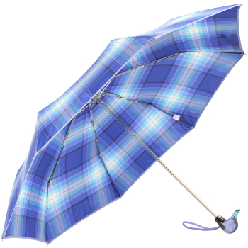 Poly Duck Folding Umbrella by Rainbow of Milan - Ocean