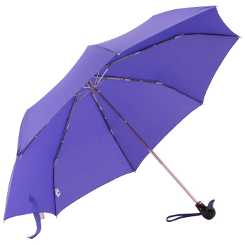 Duck Folding Umbrella by Rainbow of Milan - Cornflower