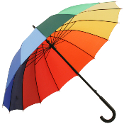 Click here to see the Rainbow walker umbrella