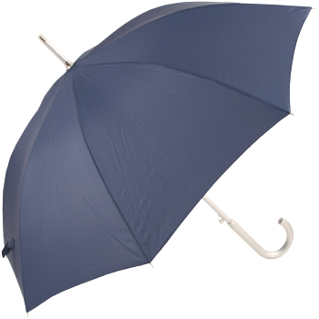 Colours - Plain Coloured Umbrella - Navy