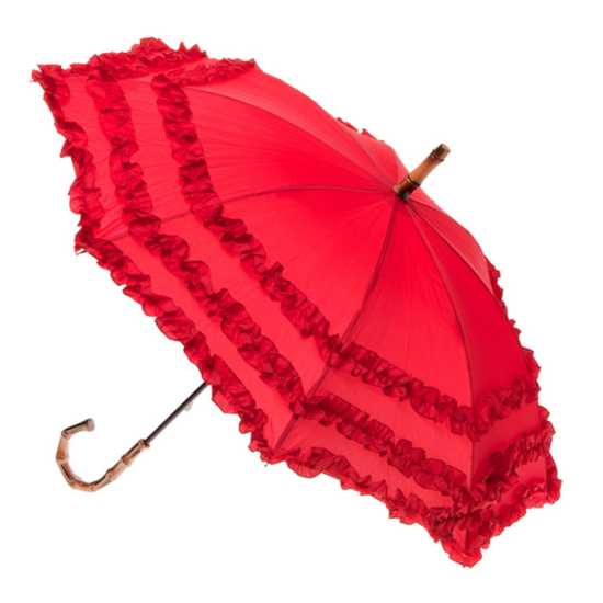 Fifi Bambino Children's Umbrella - Red
