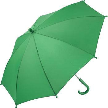 Performance Range Children's Walking Length Umbrella by Fare - Green