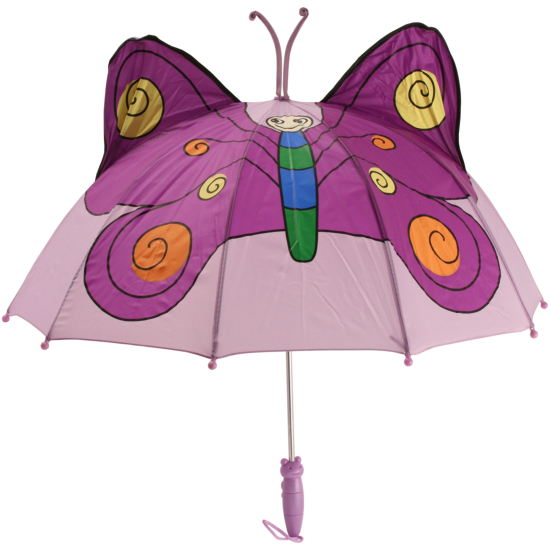 Kidorable Butterfly Umbrella for Children