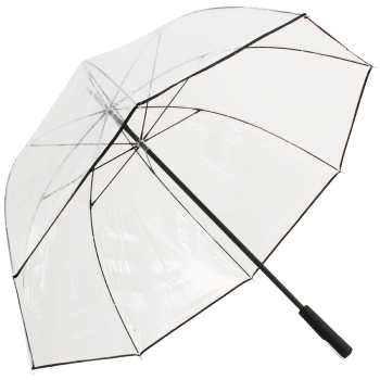 Raindome Clear Golf Umbrella by Falcone