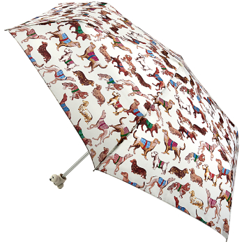 Cath Kidston Minilite Folding Umbrella - Dogs