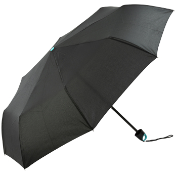 Loup Compact Folding Umbrella - Aqua