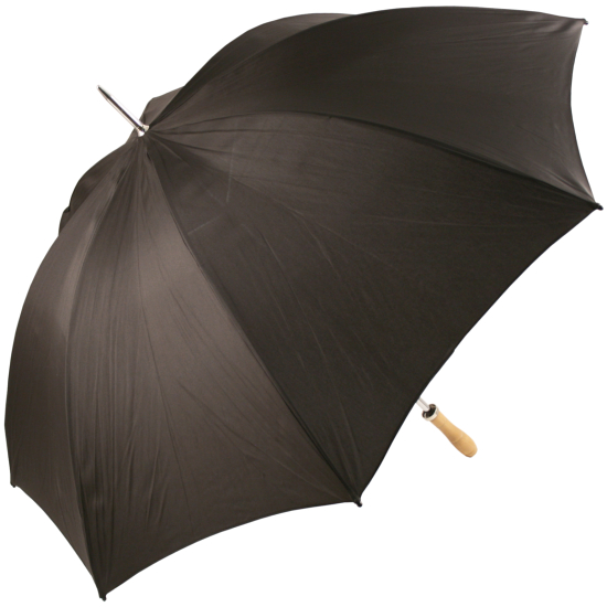 Ex Hire - Bedford Large Wedding Umbrella - Black