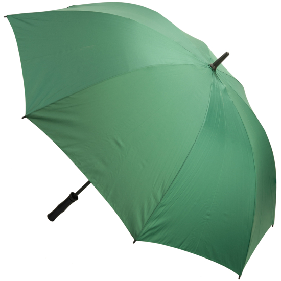 Premium Fibreglass Golf Umbrella - Green