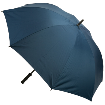 Premium Fibreglass Golf Umbrella - Navy