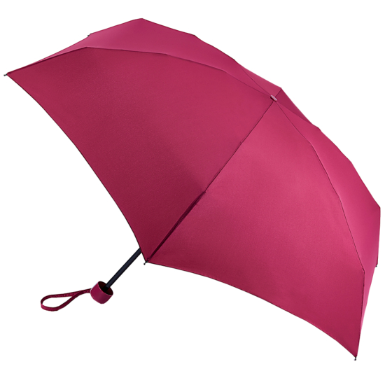 Fulton Soho Folding Umbrella - Wine