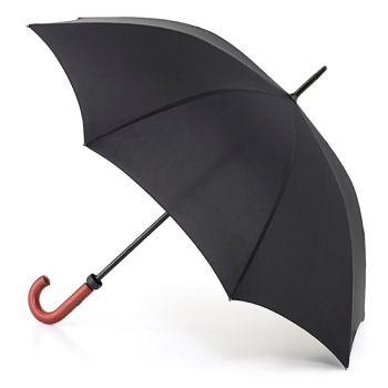 Fulton Huntsman - Black Gents Walking Length Umbrella
