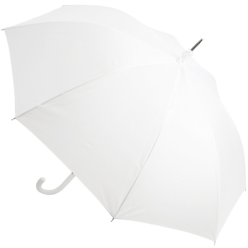 Eva White Wedding Umbrella