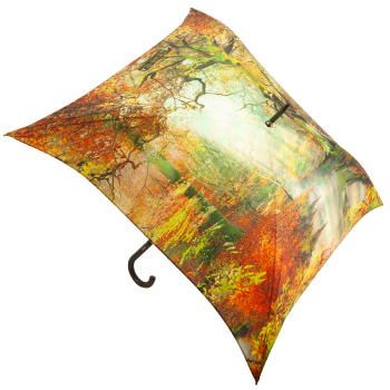 Paysage de Forets Umbrella by Jean Paul Gaultier