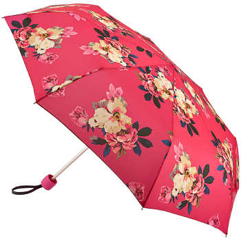 Joules Minilite Folding Umbrella - Bircham Bloom