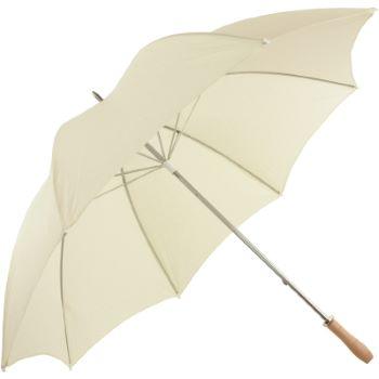 Chauffeur - Large Wedding Umbrella - Ivory