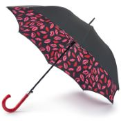 Lulu Guinness Bloomsbury Umbrella - Marker Pen Lip