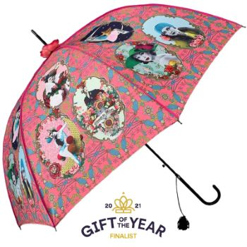 Darling Divas Boutique Umbrella by Soake - Raining Women