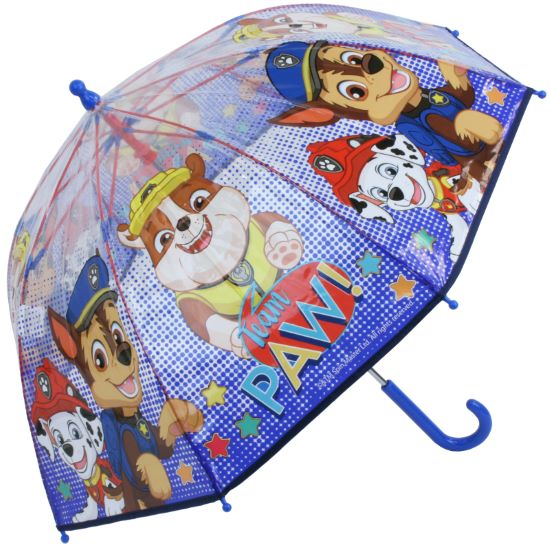 Nickelodeon's Paw Patrol Children's Dome Umbrella - Blue