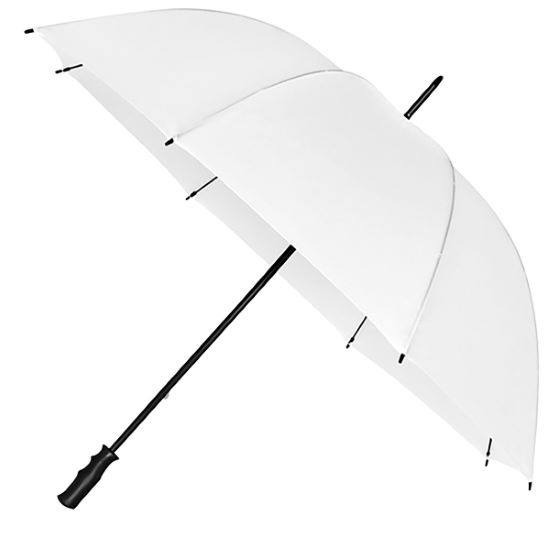 Limo - Large Wedding Umbrella - White