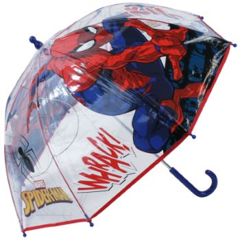 Marvel Spiderman Children's Dome Umbrella