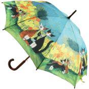 Rosina Wachtmeister Walking Length Art Umbrella - All Together