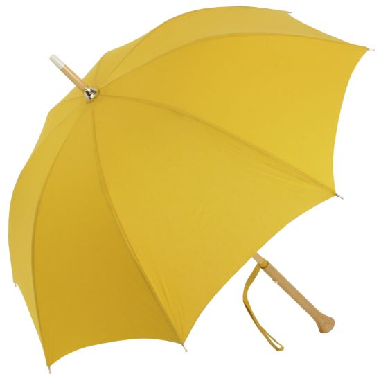 Elise - Sunshine Yellow UVP Sun Umbrella by Pierre Vaux
