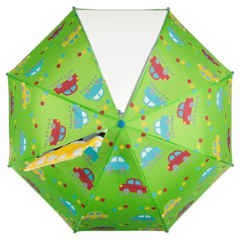 Children's 3D Umbrella - Cars