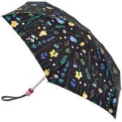 Joules Tiny Folding Umbrella - Wild Flowers