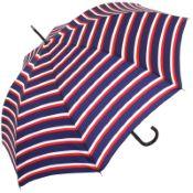 Le Parapluie Francais - UVP Walking Length Umbrella - Stripes