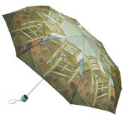 The National Gallery Minilite Folding Umbrella - Van Gogh's Chair