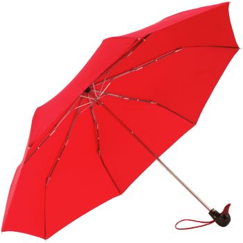 Duck Folding Umbrella by Rainbow of Milan - Deep Red
