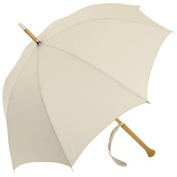 Elise - Ivory UVP Sun Umbrella by Pierre Vaux