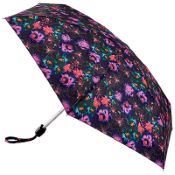 Fulton Tiny Folding Umbrella - Luminous Bloom