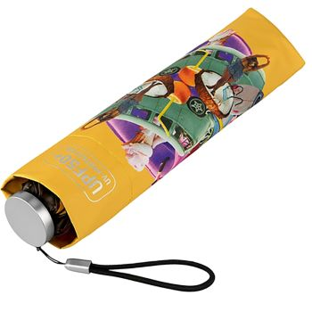 MiniMAX Personal Parasol Umbrella with UPF50+ UV Protection - Yellow