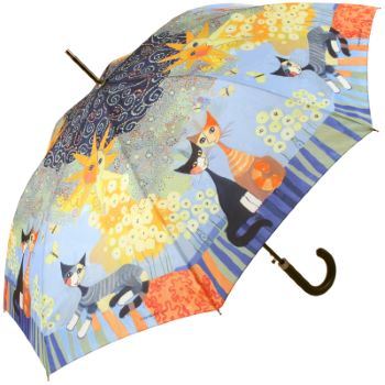 Rosina Wachtmeister Walking Length Art Umbrella - Dolce Vita