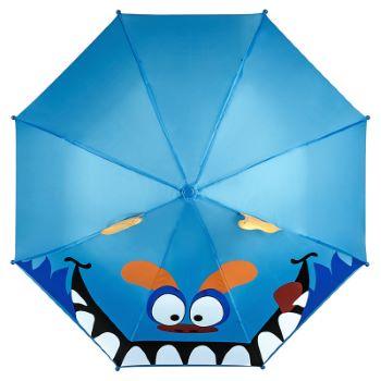 Children's 3D Umbrella - Monster