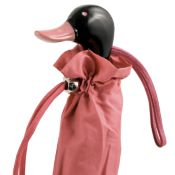 Duck Folding Umbrella by Rainbow of Milan - Dusky Pink