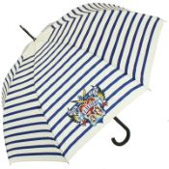 Tattoo Stripe 50th Anniversary Umbrella by Jean Paul Gaultier