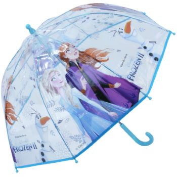Disney's Frozen 2 Children's Clear Dome Umbrella