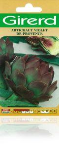 ARTICHAUT vert de Provence (vert de Laon) Pqt 25 g