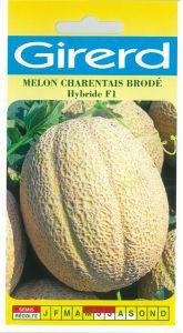 Melon charentais brodé ARISONA HF1  sachet 1 g