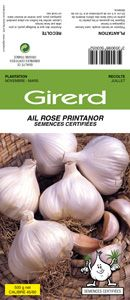 AIL ROSE de printemps CLEDOR sce certifiée Filet 500 g.
