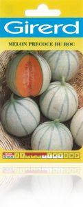 Melon précoce du roc sachet  3 g