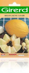 Melon jaune canari sachet  3 g