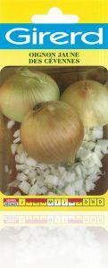 Oignon des Cévennes sachet  4 g