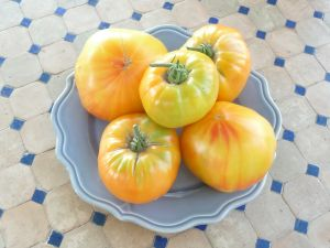 TOMATE Ananas   Pqt de 25 g