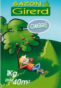 GAZON OMBRE boite 1 kg